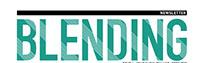 The September/October Issue of Blending Newsletter 2019